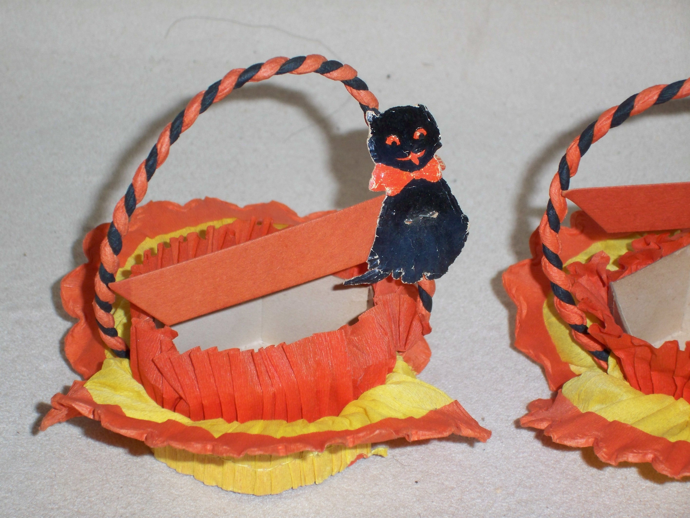 1960s halloween decorations - Do Not I Repeat Do Not Throw Away Your Old Halloween Decorations If You Have Any Of Grandma S Old Things Look Them Up On Ebay And Be Prepared For A Nice